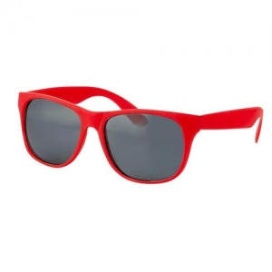 LENTES SUNSET COLOR ROJO