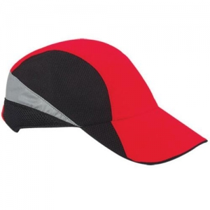 GORRA REFLECTIVE COLOR ROJO