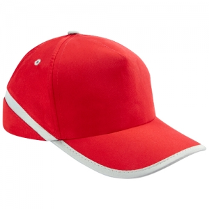 GORRA RAINBOW COLOR ROJO