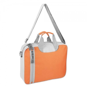 PORTA LAPTOP DANUVIO COLOR NARANJA